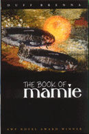 Cover of The Book of Mamie, a novel by Duff Brenna
